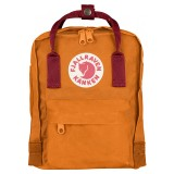 Fjällräven Kanken Mini Burnt Orange / Deep Red 212-325