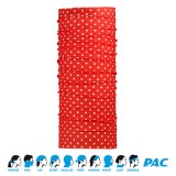PAC Kids Dots Red