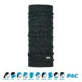 PAC Merino Wool Paisley Black