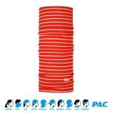 PAC Kids Merino Wool Stripes Red