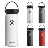 Hydro Flask Wide Mouth Flex Cap 532 ml isolierte Trinkflasche