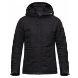 Fjällräven Skogsö Padded Jacket black Größe M