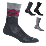 Icebreaker Hike Medium Crew Socken Frauen