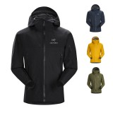 Arc'teryx Beta SL Hybrid Jacket Regenjacke Herren