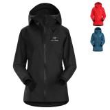 Arc'teryx Beta SL Hybrid Jacket Regenjacke Frauen