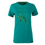 La Sportiva Dancing on the rock T-Shirt Frauen