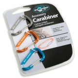Sea To Summit Accessory Karabiner 3er Pack