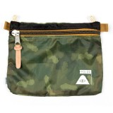 Poler Bag Small Pouches furry camo