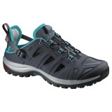 Salomon Ellipse Cabrio Women deep blue/slate blue/teal blue Größe UK 04,5 (37,5)