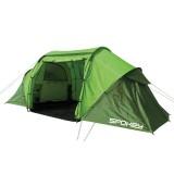 Spokey Timberlane Camping Zelt 2+2 Personen grün