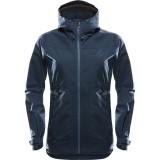 Haglöfs Trail Women Jacket tarn blue S