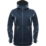 Haglöfs Trail Women Jacket tarn blue M