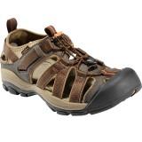 Keen Owyhee slate black/rust Sandale Männer