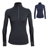 Icebreaker Winter Zone L/S Half Zip Women Unterwäsche Frauen