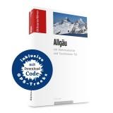 Panico Alpinverlag Skitourenführer Allgäu mit Kleinwalsertal und Tannheimer Tal