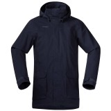 Bergans Syvde Jacket dark navy/nightblue Größe S