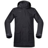 Bergans Syvde Jacket solid charcoal/solid dark grey Größe S