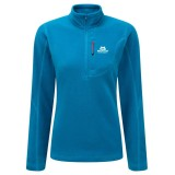 Mountain Equipment Micro Zip T Women lagoon blue Größe S (10)
