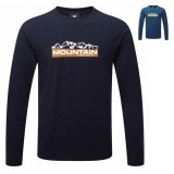 Mountain Equipment Mountainscape L/S Tee Männer