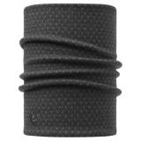 Buff Heavyweight Merino Wool Neckwarmer drake grey