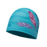 Buff Microfiber & Polar Hat Junior feathers pool