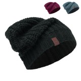 Buff Knitted Hat Gribling Mütze
