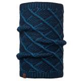 Buff Collar Buff plaid medieval blue