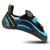 La Sportiva Miura Velcro Women blue 38