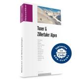 Panico Alpinverlag Tuxer & Zillertaler Alpen Skitourenführer