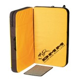 DMM Highball Crashpad Bouldermatte yellow