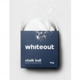 Whiteout White Chalk Ball 40g