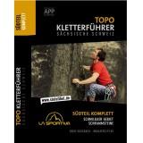Reike Rassbach Topokletterführer Sächsische Schweiz Südteil