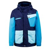 Marmot Boy's Space Walk Jacket arctic navy/bahama blue S 128 (6-7 Jahre)