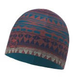 Buff Microfiber & Polar Hat Tribal Blanquet multi