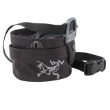 Arcteryx Aperture Chalk Bag black small