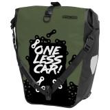 Ortlieb Back Roller Design One less car Einzeltasche