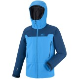 Millet Kamet Light GTX Jacket electric blue/poseidon Größe XL