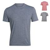 Palgero Ari S/S Crew SeaCell/Polyester T-Shirt Männer