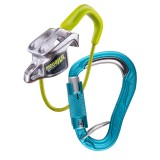 Edelrid Mega Jul Sport Belay Kit Bulletproof triple icemint