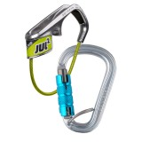 Edelrid Jul 2 Belay Kit Steel triple icemint