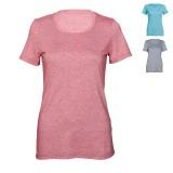 Palgero Birta S/S Crew Women SeaCell/Polyester T-Shirt Frauen
