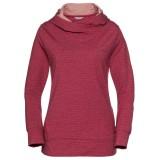 Vaude Tuenno Women Pullover red cluster Größe 36