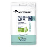Sea To Summit Wilderness Wipes Compact 12er Pack Feuchttücher