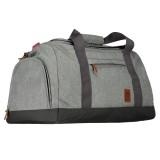 Maloja BishornM. Duffel Bag grey melange