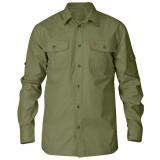 Fjällräven Singi Trekking Shirt L/S green M