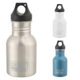 360 Degrees Edelstahl-Trinkflasche 350 ml mit Loop Cap
