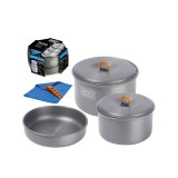 360 Degrees Furno Large Cook Set grey