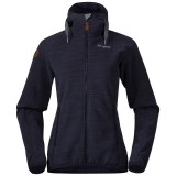 Bergans Hareid Lady Jacket dark navy melange S neues Design
