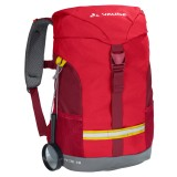 Vaude Pecki 10 Liter energetic red