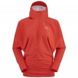 Eider Flowy Women Jacket spicy coral Größe S